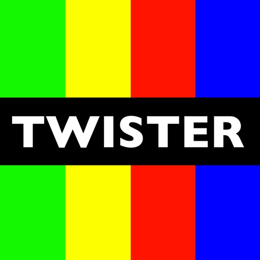Twister Speaking Spinner