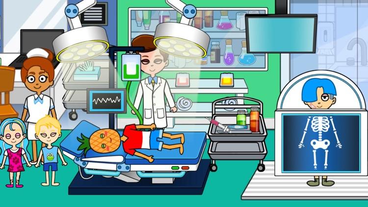 Picabu Hospital Building screenshot-3