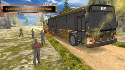 US Army Camper Van screenshot two