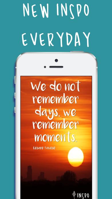 Inspo: Daily Inspiration screenshot two