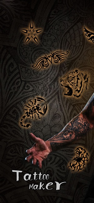Virtual Tattoo Maker - Ink Art on the App Store