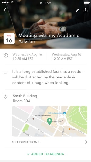 Rockford University Campus Map.Rockford University On The App Store