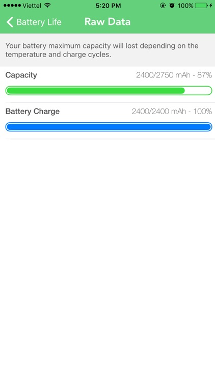 Battery Life screenshot-2