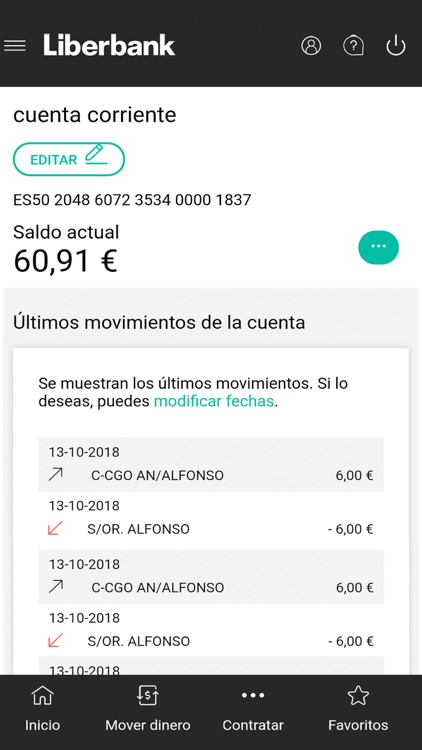 Banca Digital Liberbank