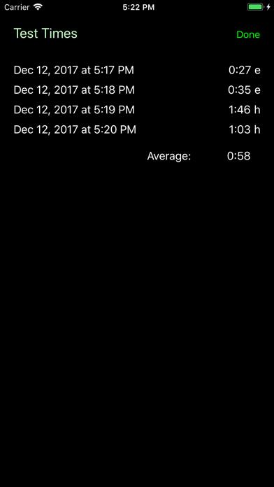 Navigator review screenshots
