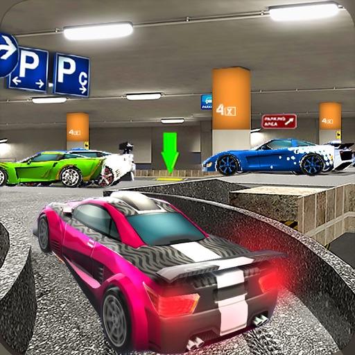 Car Parking Games Multistory By Asrar Amin