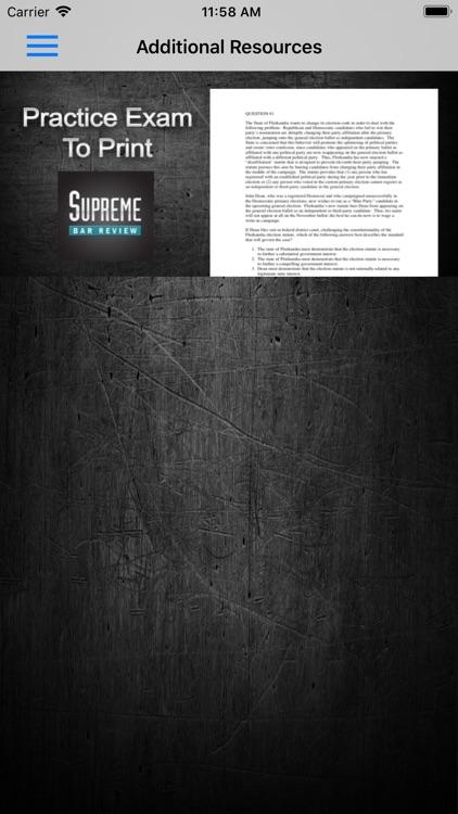 Contracts & Sales: Supreme Bar screenshot-6