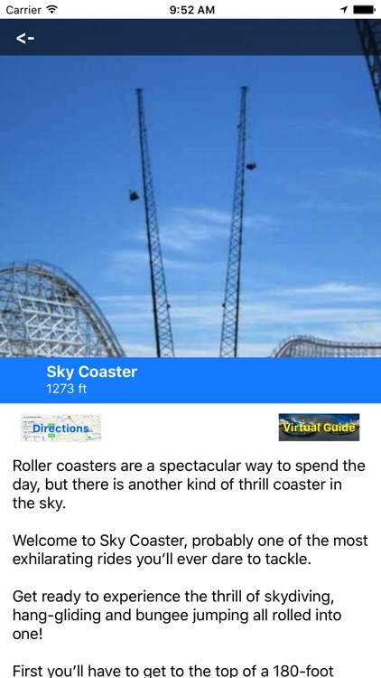 VR Guide: Six Flags Over GA
