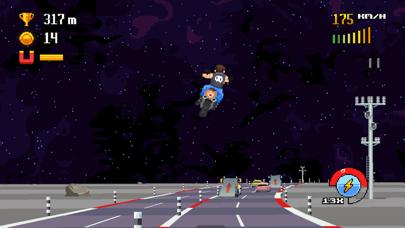 Retro Highway screenshot four