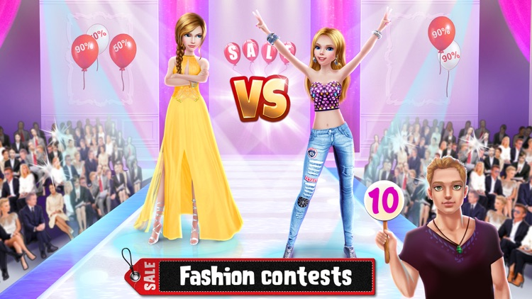 Shopping Mall Girl screenshot-3
