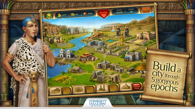 Cradle of Egypt on the App Store - iTunes - Apple Cradle of Egypt Cradle of Egypt Games Star Defender