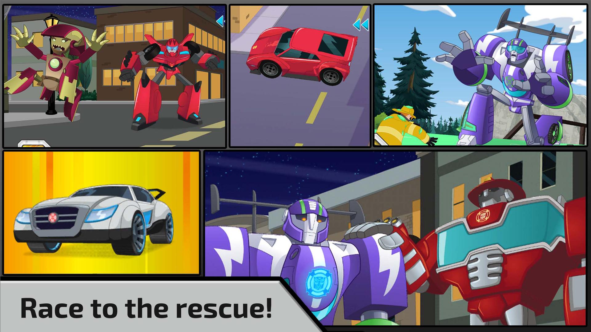 Transformers Rescue Bots screenshot 11