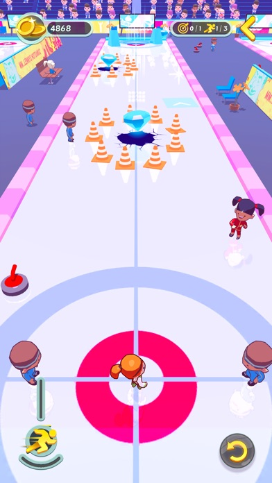 Curling Buddies iOS Screenshots