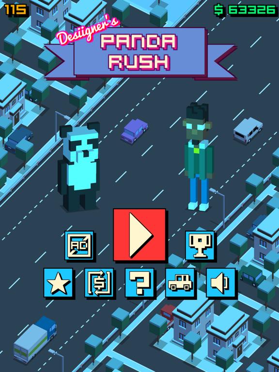 Desiigner's Panda Rush screenshot 7