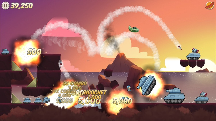 Sausage Bomber screenshot-3