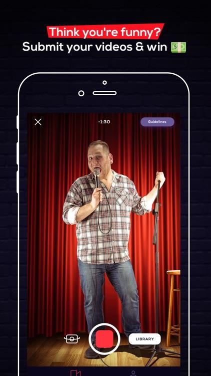 Comedy App Stand Up Comedians screenshot-3