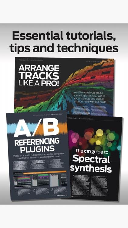 Computer Music Magazine screenshot-3