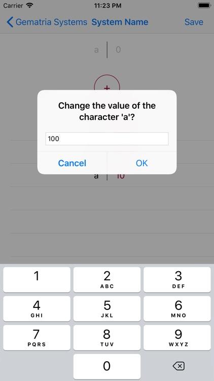 Gematria Calculator Generator screenshot-4
