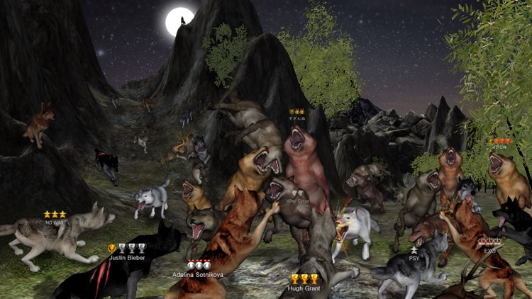 Wolf Online screenshot-2