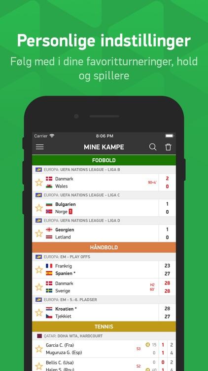 FlashScore.dk screenshot-4