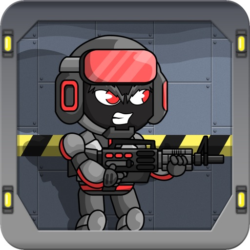Space Hangar Infected Stick-Man Alien Takeover iOS App