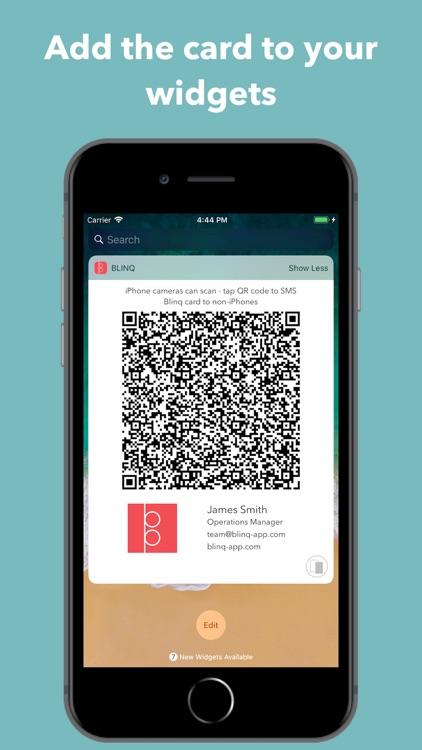 Blinq Digital Business Cards By Rabbl Pty Ltd