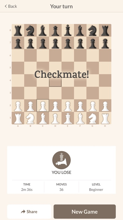 Chess ∘ screenshot-3