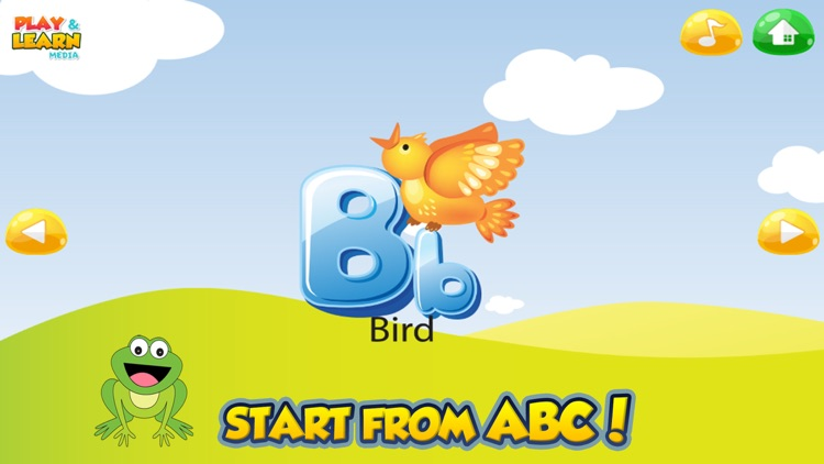 Easy English ABC Learning Game screenshot-3