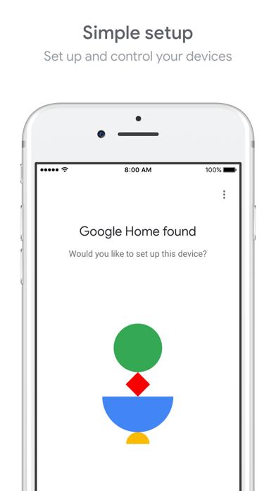 download Google Home apps 1