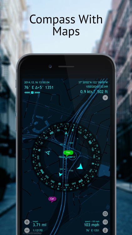 Commander Compass screenshot-0