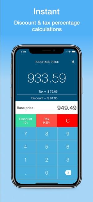 DiscountApp en App Store