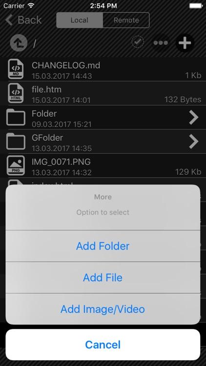 FTP Plus screenshot-6