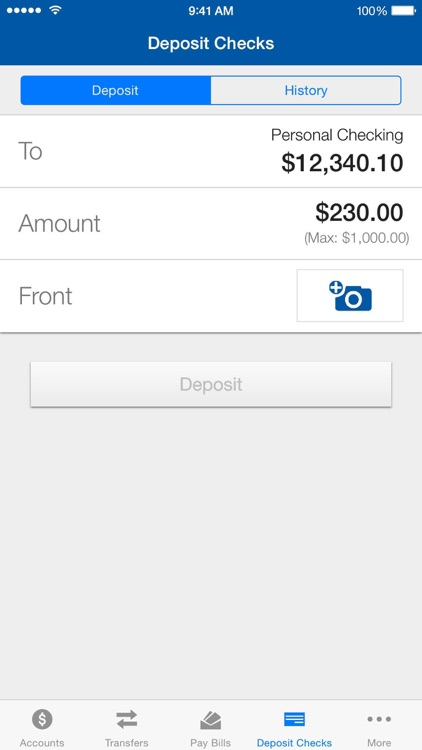 Town & Country FCU Mobile screenshot-4