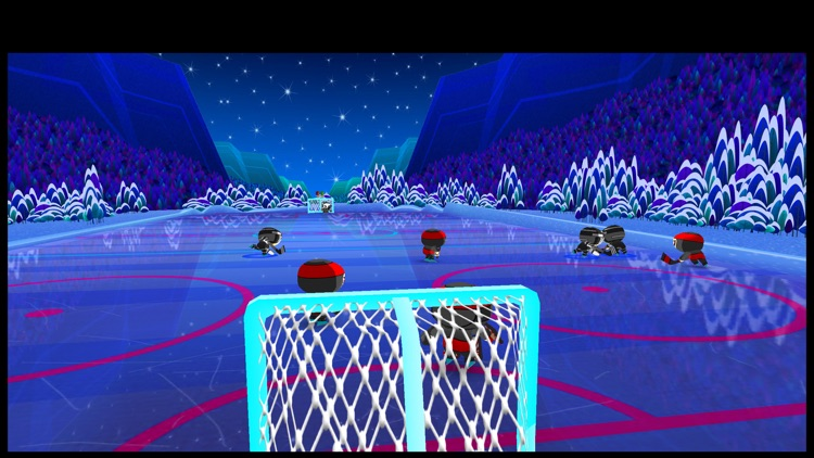 Chop Chop Hockey screenshot-1