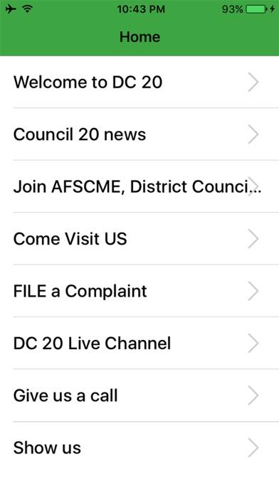 点击获取DC Council 20
