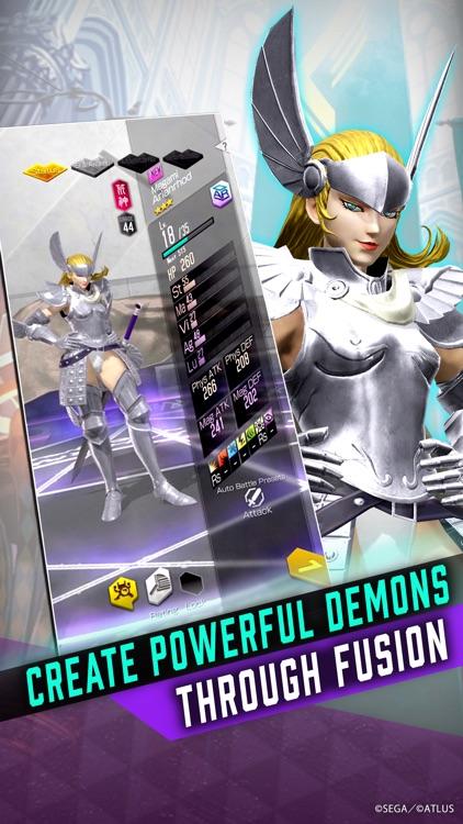 SHIN MEGAMI TENSEI D×2 screenshot-3