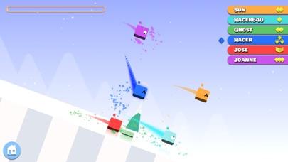 Ice Racing.io screenshot one