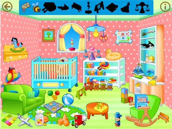 Детские игры и пазлы для 3 лет для iPad