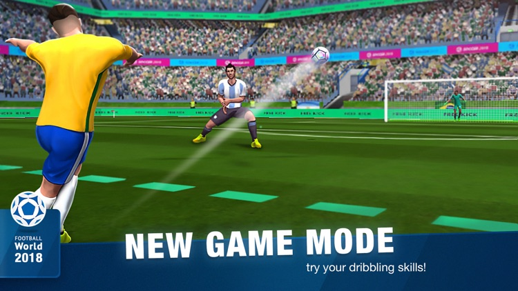 FreeKick Soccer 2018 screenshot-4