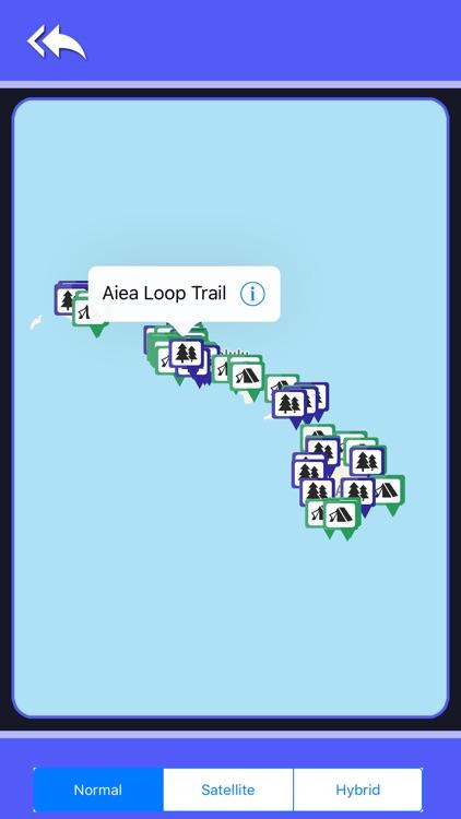 Hawail Camping & State Parks screenshot-4