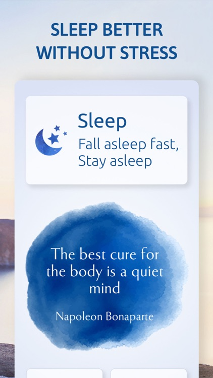 Guided Meditation & Relaxation screenshot-1