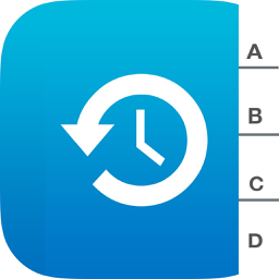 Ícone do app Easy Backup  Pro