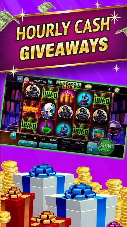 SpinToWin Slots & Sweepstakes screenshot-3