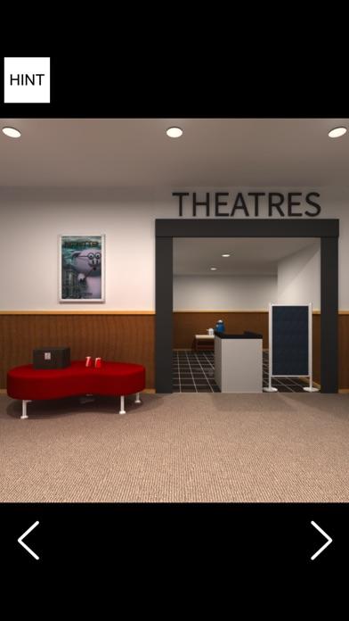 脱出ゲーム- 映画館から脱出 謎解き脱出ゲーム紹介画像1