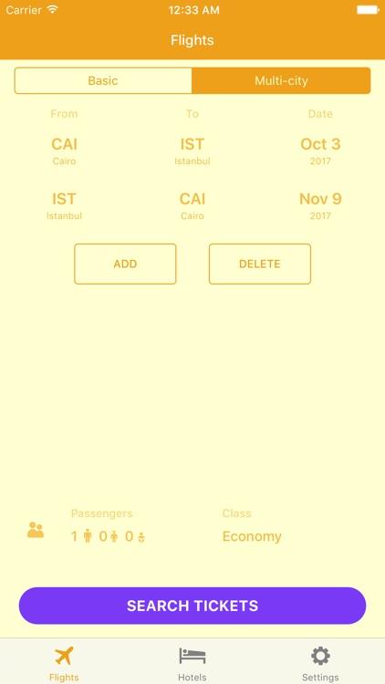 Cheap Flights & Hotels
