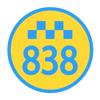 Taxi 838 - заказ такси онлайн