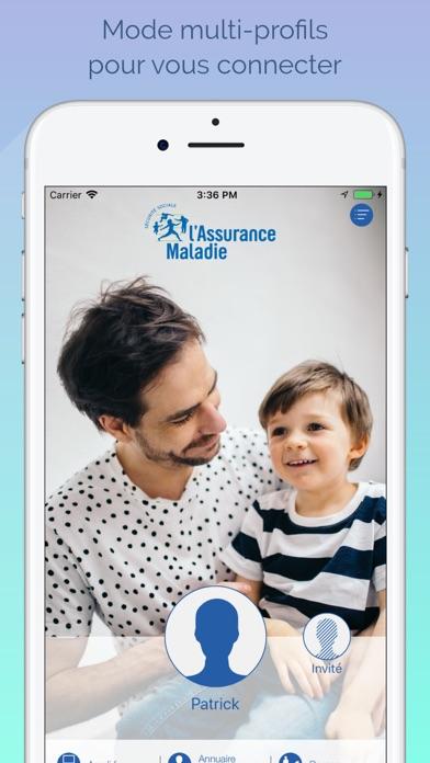 ameli, l'Assurance Maladie pour Android