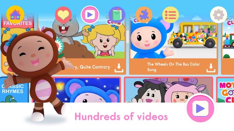 Mother Goose Club: Kids & Baby Video, Books, Games screenshot-4