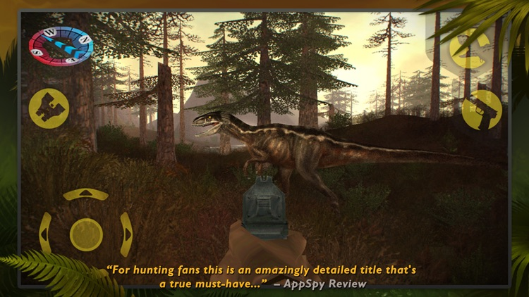 Carnivores:Dinosaur Hunter Pro screenshot-4