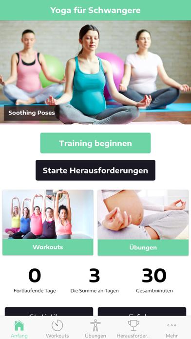 Yoga in der SchwangerschaftScreenshot von 1
